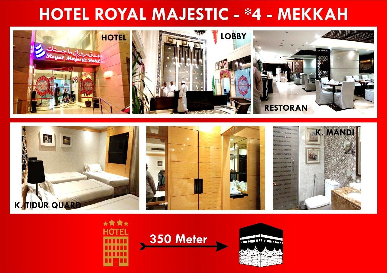 Hotel Di Mekah Beintang 4 Umroh Ramadhan 2020