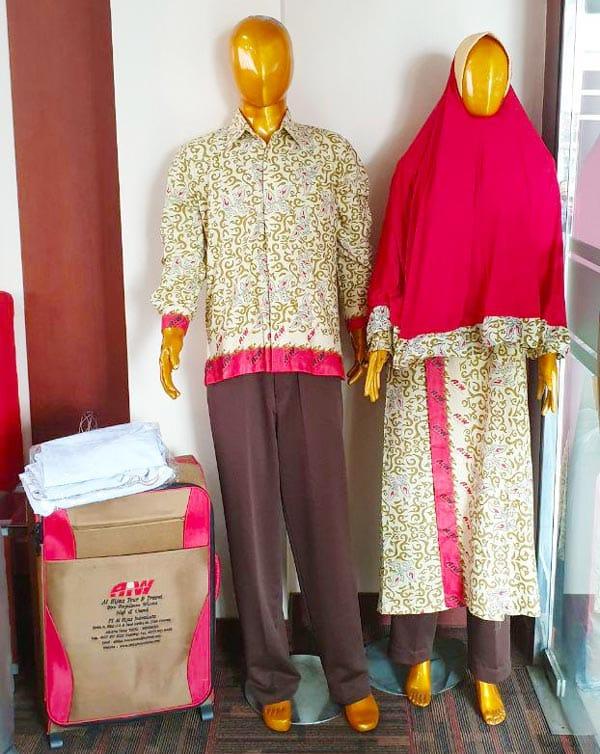Batik dan Mukena Umroh Ramadhan 2020