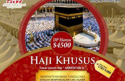paket haji khusus alhijazindowisata